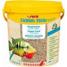 sera Cichlids Sticks 10 L / 2 kg