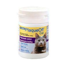 PlaqueOff Cat - fogkő eltávolítására és megelőzésére, 40g
