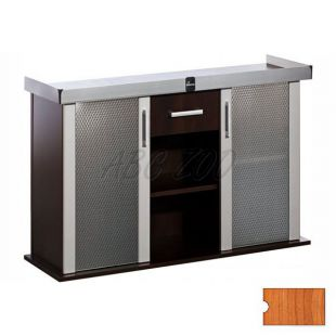 Akvárium alá szekrény MODERN 150x50x77 cm DIVERSA - cseresznye, egyenes