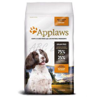 Applaws Dog Adult Small & Medium Breed Chicken 7,5kg