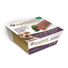 Applaws Paté Dog - pástétom nyúlhússal és zöldséggel, 150g