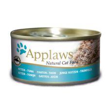 Applaws Kitten - konzerv cicáknak tonhallal, 70g