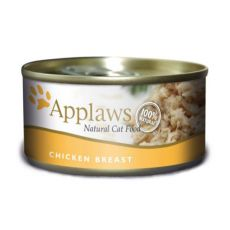 Applaws Cat - konzerv macskáknak csirkemellel, 70g