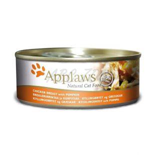 Applaws Cat - konzerv macskáknak csirkével és tökkel, 70g