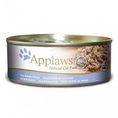 Applaws Cat - konzerv macskáknak tengeri halakkal, 70g