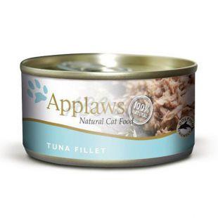 Applaws Cat - konzerv macskáknak tonhallal, 70g