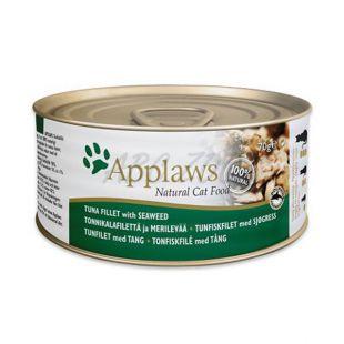 Applaws Cat - konzerv macskáknak tonhallal és tengeri moszattal, 70g