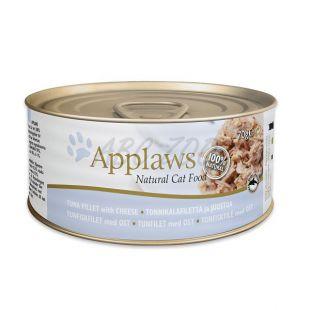 Applaws Cat - konzerv macskáknak tonhallal és sajttal, 70g