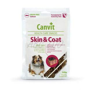 Canvit Health Care Skin & Coat Snack 200g