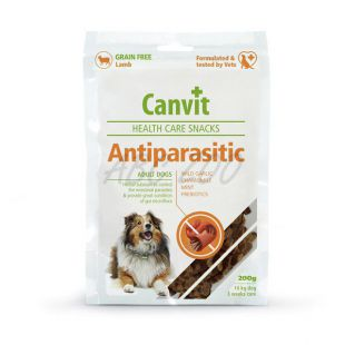 Canvit Health Care Antiparasitic Snack 200g