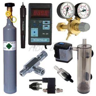 CO2 szett + pH controller (500g)