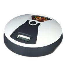 Automata etető TX 6 - 6 adagra állítható - 6 x 240 ml