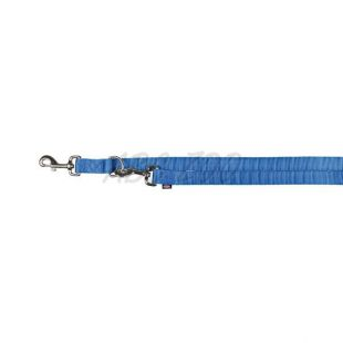 Kutyapóráz kék színben, állítható L/XL - 2m