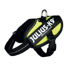 Hevederhám Julius K9 - neon sárga, XS-S/33-45cm
