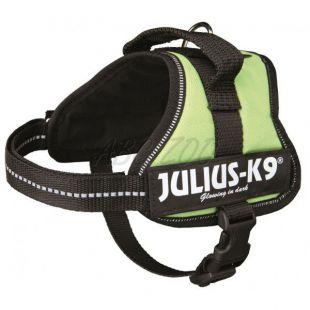 Hevederhám Julius K9 - zöld, M/51-67cm