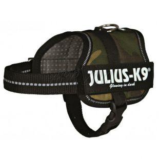 Hevederhám Julius K9 - terepmintás, XS-S/33-45cm