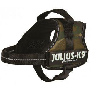 Hevederhám Julius K9 - terepmintás, S/40-53cm