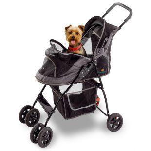 Kocsi kutyáknak FERPLAST - 80 x 42 x 95 cm