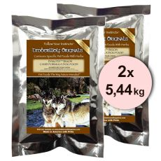 TimberWolf DAKOTA Bison Originals Formula -  2 x 5,44kg