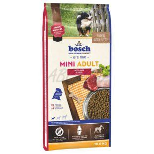Bosch ADULT Mini Lamb & Rice 15 kg
