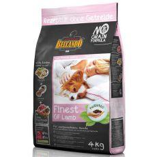 BELCANDO Finest Lamb Grain Free 4 kg