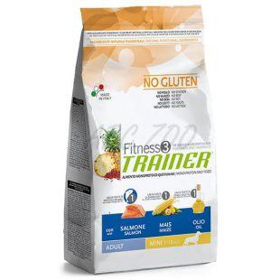 Trainer Fitnes3 Adult MINI - hal és kukorica 2kg