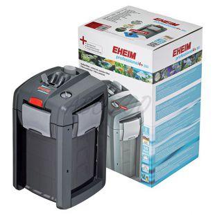 EHEIM Professionel 4+ 350 szűrőanyagokkal