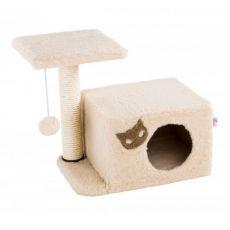 Kaparófa macskáknak MIAU 3 - 47 x 31 x 45 cm