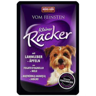 ANIMONDA vom Feinsten Kleiner Racker - bárány máj + alma, 85g