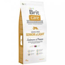 Brit Care Grain-free Senior & Light 12kg