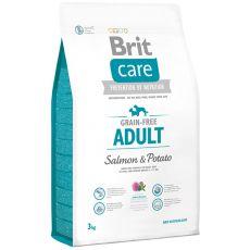 Brit Care Grain-free Adult Salmon & Potato 3kg