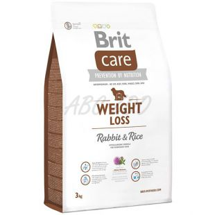 Brit Care Weight Loss - Rabbit & Rice 3kg