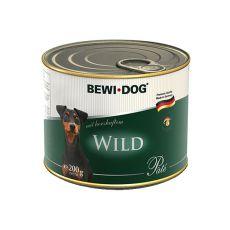 BEWI DOG Pástétom – Wild, 200g