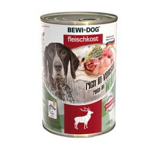 New BEWI DOG konzerv – Wild, 400g