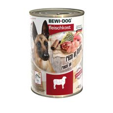New BEWI DOG konzerv – Bárány, 400g