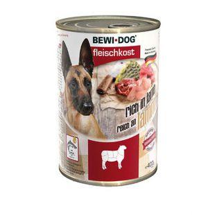 New BEWI DOG konzerv – Bárány, 400g