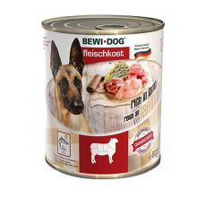 New BEWI DOG konzerv – Bárány, 800g