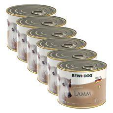 BEWI DOG Pástétom - Bárány- 6 x 200g, 5+1 GRATIS