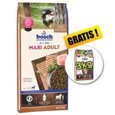 Bosch ADULT MAXI - 15kg + 3kg GRÁTISZ