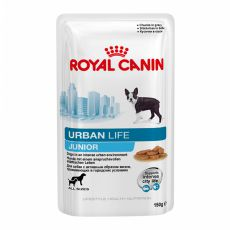 Royal Canin Urban Life Junior- alutasak, 150g