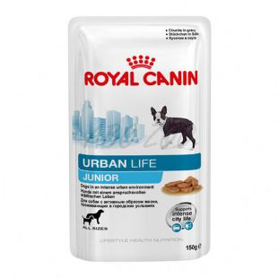 Royal Canin Urban Life Junior- alutasak, 150g
