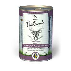 Bozita Naturals Reindeer - konzerv, 410g