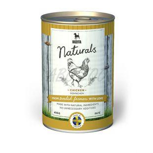 Bozita Naturals Chicken - konzerv, 410g