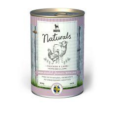 Bozita Naturals Chicken & Lamb - konzerv, 410g