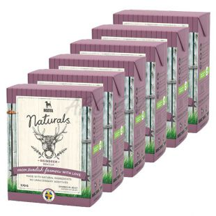 Bozita Naturals TPack BIG Reindeer 6 x 370g