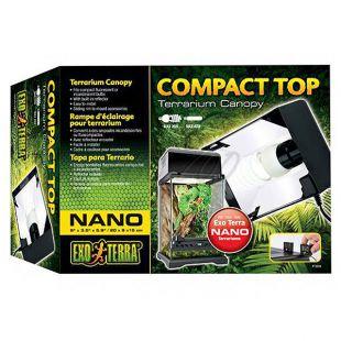 Exo Terra Compact Top Nano 20 világítás