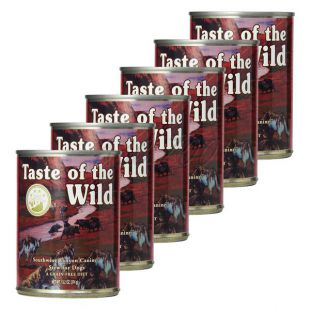 TASTE OF THE WILD Southwest Canyon Canine - konzerv, 6 x 374g