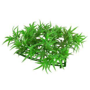 Műanyag akváriumi növény CP08-15P - 15 x 15 cm