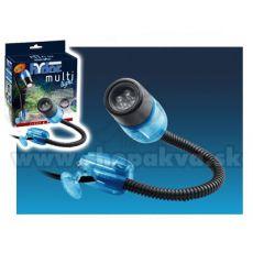 Hydor MULTI-LIGHT, LED fehér fény - kék fedél