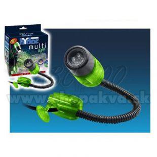 Hydor MULTI-LIGHT, LED fehér fény - zöld borítás